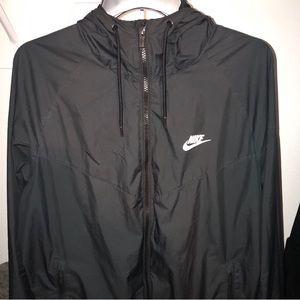 Men's Nike Windbreaker Size large